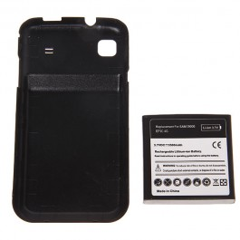 3.7V 3500mAh Rechargeable Extended Battery + Cover for Samsung i9000 EPIC 4G