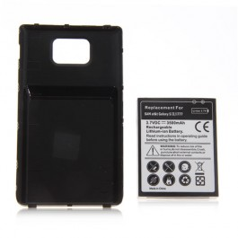 3.7V 3500mAh Rechargeable Lithium-ion Battery for AT&T Samsung Galaxy S II(i777)