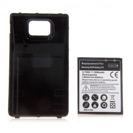 3.7V 3500mAh Rechargeable Lithium-ion Battery for Samsung i9100 Galaxy S2