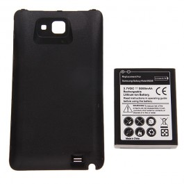 3.7V 5000mAh Rechargeable Extended Battery + Cover for Samsung Galaxy Note/i9220