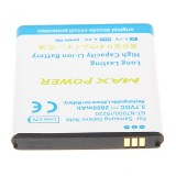 3.7V 2800mAh Rechargeable Extended Battery for Samsung Galaxy Note GT-N7000 i9220
