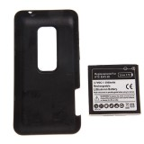 3.7V 3500mAh Rechargeable Extended Battery + Cover for HTC EVO 3D