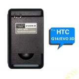 US Plug AC Battery Charger Charging Cradle for HTC G14/EVO 3D Cell Phone